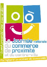 Les commerçants du centre villes de la Roche-sur-Yon partcipent à la journée nationale du commerce de proximité