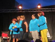 Ce soir à la Chaume: Huit femmes... décomplexées dans le cadre du Festival de la Tour d'Arundel