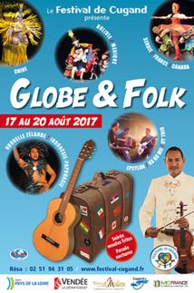 Festival de Cugand 2017 : Danses et Musiques du Monde