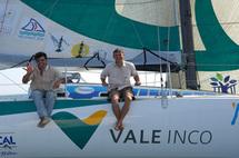 Yves Ecarlat et Lionel Régnier renouent avec le plaisir de la vitesse.