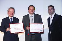 Le Conseil Général de Vendée a remporté le Grand Prix Stratégies-Sporfive du Sport 2009 pour sa communication autour de l'édition 2008-2009 du Vendée Globe.