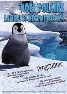 Noël polaire à Jard-sur-Mer le samedi 19 décembre à partir de 10h00