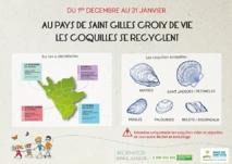 Recyclez vos coquilles de crustacés