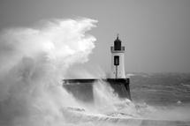 Une tempête attendue samedi soir en France