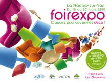La nouvelle édition de la foire exposition de La Roche-sur-Yon aura lieu du jeudi 18 au lundi 22 mars.