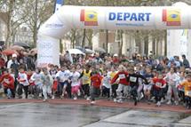 Départ de La bicentenaire 2010 le dimanche 28 mars à la Roche-sur-Yon