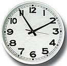 A 2 heures du matin, il faudra avancer vos montres d'une heure : il sera 3 heures.