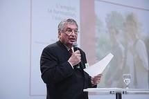 Jacques Auxiette réélu président du conseil régional des Pays-de-la-Loire