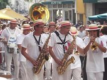 27 ème Festival international de jazz les 14-15-21-22-23 Mai à Saint Gilles Croix de Vie
