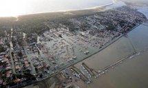 Entre 1.300 et plus vraisemblablement 1.500 maisons vont être déclarées inhabitables et vouées à la destruction après le passage de la tempête Xynthia.