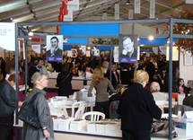 Le salon du livre de Montaigu rencontre avec les auteurs à partir de 10h00 le vendredi 9 avril
