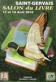 A Saint-Gervais, une soixantaine d'auteurs attend le public samedi 17 et dimanche 18 avril