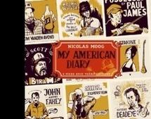 My American Diary de Nicolas Moog au Fuzz'Yon à la Roche-sur-Yon jusqu'au 22 mai