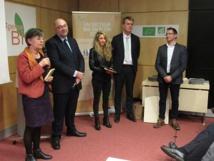 Mention Spéciale du jury des Trophées de l'Excellence pour la ferme de la Vergne