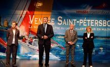 Vendée – Saint-Pétersbourg: inauguration du village de Saint-Gilles Croix-de-Vie