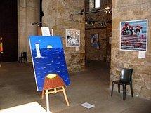 « l'art, les vouvantais et l'artothèque » à partir du dimanche 6 juin à Vouvant
