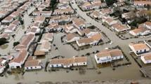 Benoist Apparu fait un point sur les zones de solidarité définies après la tempête Xynthia
