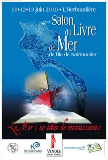 La  4 ème édition du salon du livre de l'île de Noirmoutiers ouvre ses portes ce vendredi 11 juin