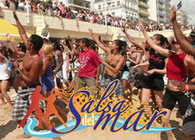 Grand flashmob dédié à la salsa le dimanche 4 juillet à 16h00