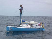 Nicolas Boidevezi (GDE) en tête de flotte