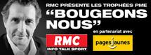 Rmc sera aux Sables d'Olonne lundi 23 août aux Halles centrales de 6h30 à 11h00