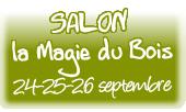Le Poiré-sur-Vie accueille le salon de la Magie du Bois du 24 au 26 septembre