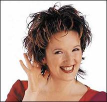 C'est l'humoriste Anne Roumanoff qui sera la marraine du Téléthon 2010.