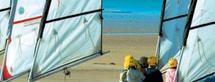 Les Sports d'Hiver à la Mer à la Barre de Monts du 23 octobre au 3 novembre