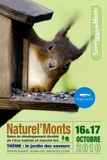 Nouveau rendez-vous du développement durable à St jean de Monts, les 16 et 17 octobre sur le thème « Le jardin des saveurs ».