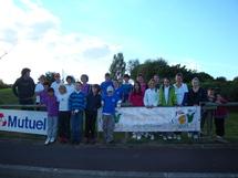 Les jeunes Golfeurs des écoles de golf de Vendée se sont retrouvés  sur le Pitch and Putt de Bourgenay le 20 Octobre pour la finale CREDIT MUT 'JUNIORS.