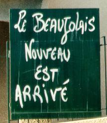 Beaujolais nouveau: rendez-vous le 18 novembre à partir de minuit pour découvrir le fruit de la récolte 2010.