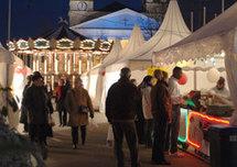Le Marché de Noël de la Roche sur Yon aura lieu du 17 au 22 décembre sur le thème de la Féerie.