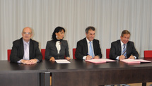 La Ville de Talmont-Saint-Hilaire et le Comité Départemental du Tourisme de la Vendée signent une convention de partenariat