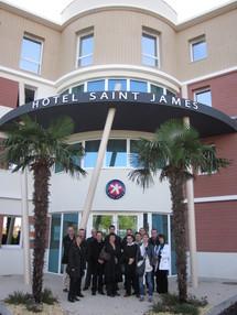 Un voyage d'étude pour les hôteliers vendéens organisé par le Comité Départemental du Tourisme de la Vendée