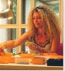 Un moment d'exception Virginie Denyons chez Boucle D'art & Velours à Rocheservière