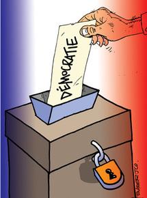 Michel Allemand est élu à Montaigu avec 50.9 % des voix au 2 ème tour des élections cantonales partielles