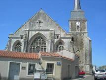 L'Eglise d'Olonne-sur-Mer aux petits soins