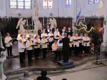 Concert pour SAVENA à Saint Etienne du Bois le dimanche 16 janvier 2011 à 16 heures