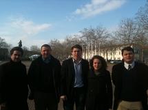 La fédération de Vendée du CNIP accueillait le nouveau Président des Jeunes du Centre National des Indépendants
