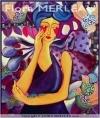Carole Rapin, créatrice de bijoux, expose l'artiste peintre Flora Merleau du 17 janvier au 31 mars dans sa boutique Boucle d'Art & Velours à Rocheservière