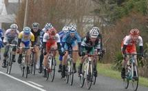 Morgan Lamoisson (Vendée U) remporte ce dimanche la 3e épreuve du Circuit des Plages vendéénnes