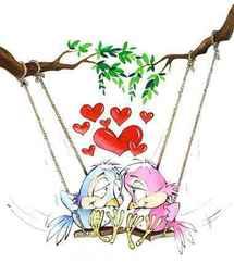 La Saint Valentin approche à grands pas. Cupidon fourbit ses armes, arcs et flèches; les Valentins et Valentines sortent de leur torpeur...