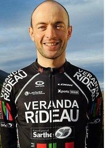 Freddy Bichot (Team Véranda Rideau Sarthe) a remporté ce jeudi la cinquième manche du Circuit des Plages Vendéennes, disputé sur 137.1 km autour de La Chapelle-Achard
