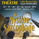 Théâtre: Le mystère du sarcophage à Saint Mathurin