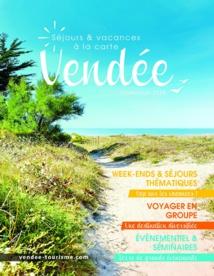 Nouvelle brochure « Vendée, Séjours & Vacances à la carte »