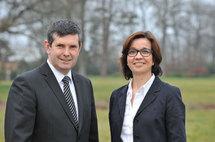Laurent FAVREAU et Sabrina GARNIER se présente sur le canton de la Roche-sur-Yon Nord