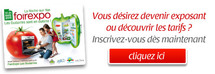 La Roche-sur-Yon: Foire exposition aux Oudairies du 17 au 21 mars de 9h30 à 19h00