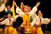 Ballets d'Ukraine avec les Joyeux Petits Souliers