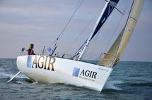 Solo Figaro Massif Marine 2011:  une 9ème édition de la Solo Figaro Massif Marine qui se termine avec le doublé de Nicolas Lunven (GENERALI)