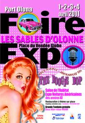 La Foire Expo des Sables d'Olonne vous donne rendez-vous du 1° au 4 avril